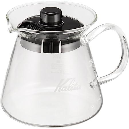カリタ Kalita コーヒーサーバー ウェーブシリーズ 300ml 1~2人用 G #31253