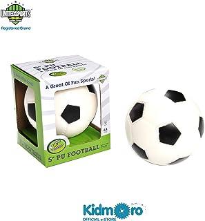 United Sports A8233A PU Soccer Ball, White, 5-inches,