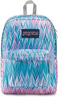 JanSport Superbeak Backpack - Painted Chevron