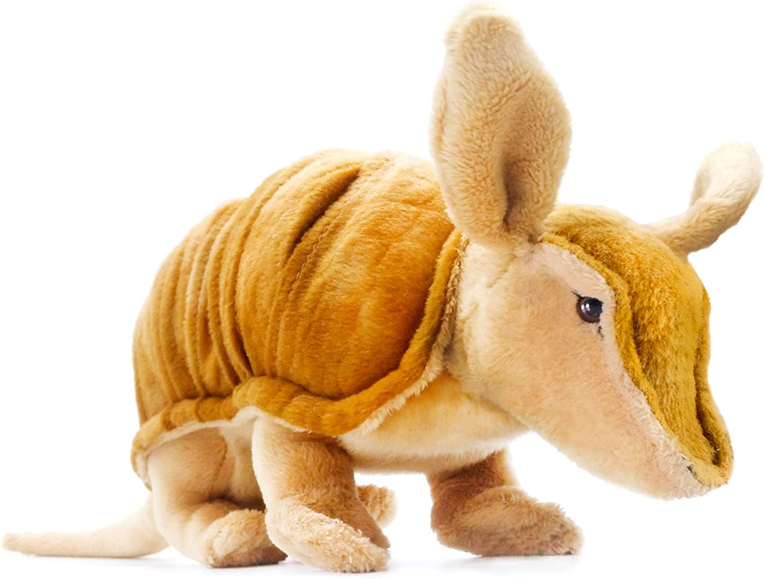 Mike the Armadillo   10 Inch (Without Tail) Stuffed Animal Plush   By VIAHART