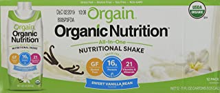 Best organic protein shake chocolate Reviews