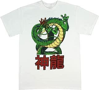 Dragon Ball Z Men's Shenron The Eternal Dragon Graphic Licensed T-Shirt