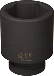 Sunex 576D 1-Inch Drive 2-3/8-Inch Deep Impact Socket