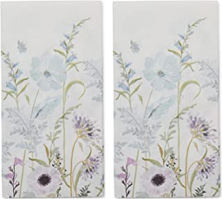 Flowers Plants Hand Towels Towels Home Kitchen
