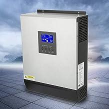 Onduleur solaire /étanche onduleur /à onde sinuso/ïdale pure hybride haute fr/équence 3KVA 2400W int/égr/é dans le contr/ôleur solaire 50A 24V