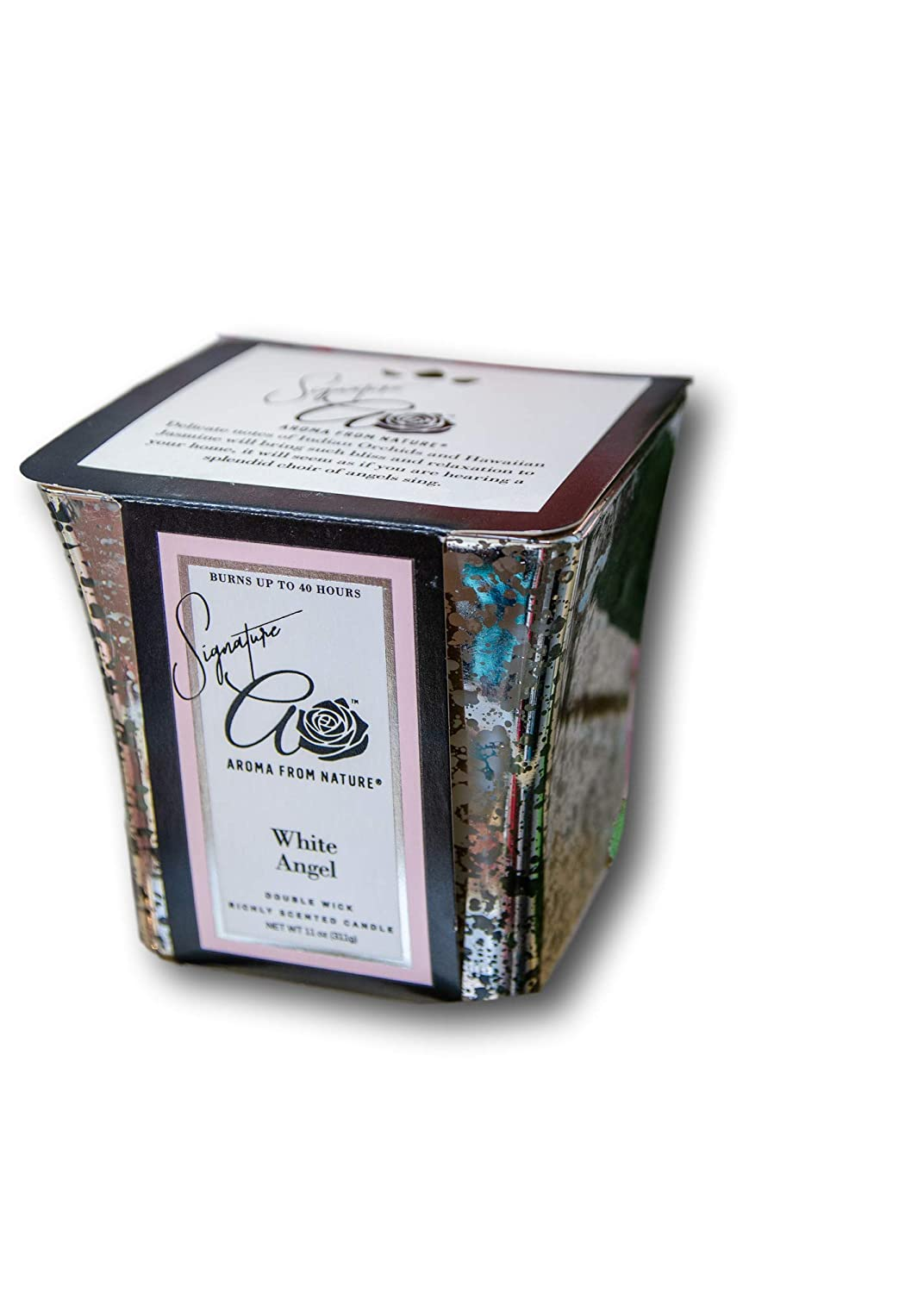 Aroma online shop From Seasonal Wrap Introduction Nature White Angel 11 C Scented oz Collection Mercury