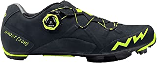 NORTHWAVE(ノースウェーブ) GHOST XCM BLACK/YELLOW FLUO サイズ:44
