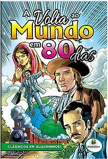 Clássicos em Quadrinhos: A Volta ao Mundo em 80 Dias