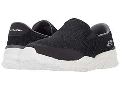 SKECHERS KIDS Equalizer 4.0 Persisting (Little Kid/Big Kid) (Black/Charcoal) Boys Shoes