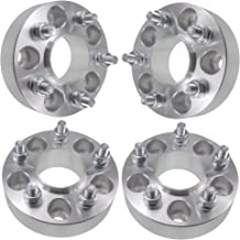 (4) 50mm Hub Centric 5x110 Wheel Spacers Fits Jeep Cherokee Renegade 2