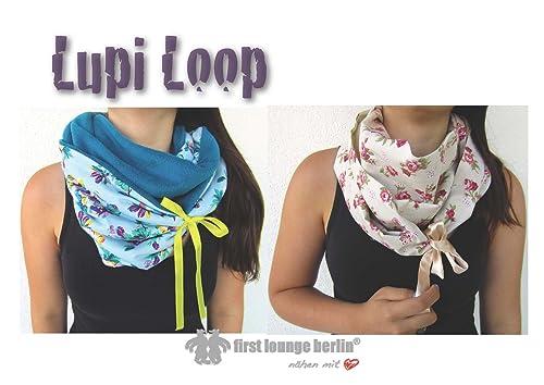 Lupi Loop Wende-Schlauchschal für die ganze Familie in 5 Größen XS-XL [Download]