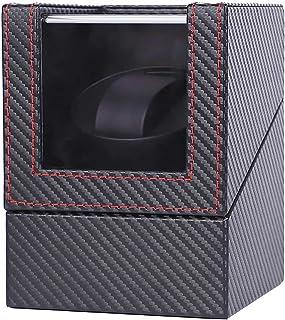 Adesign Automatique Single Watch Binder avec Une Montre de Montre Durable Coussin d'oreiller Stable PU Dame et Homme Montr...