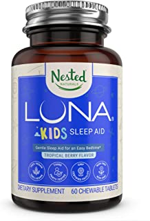 sleep aids by Nested Naturals