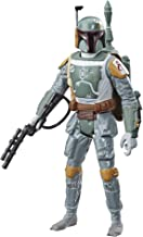 Star Wars Galaxy of Adventures Boba Fett 3.75-Inch-Scale Figure Toy and Mini Comic – Learn About