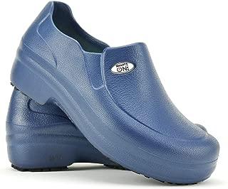 SMART ON GRIP Women's Non Slip Waterproof Professional Slip ON Shoes