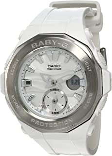 Casio Baby G for Women - Analog-Digital Resin Band Watch - BGA-220-7A