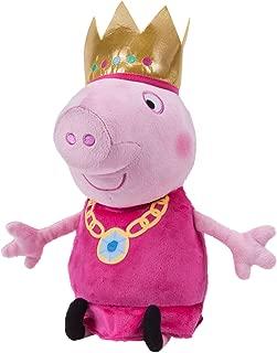 Peppa Pig Princess N' Oink Peppa Plush