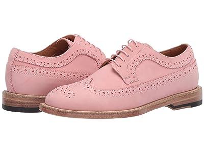 Paul Smith Elva Brogue (Pink) Women