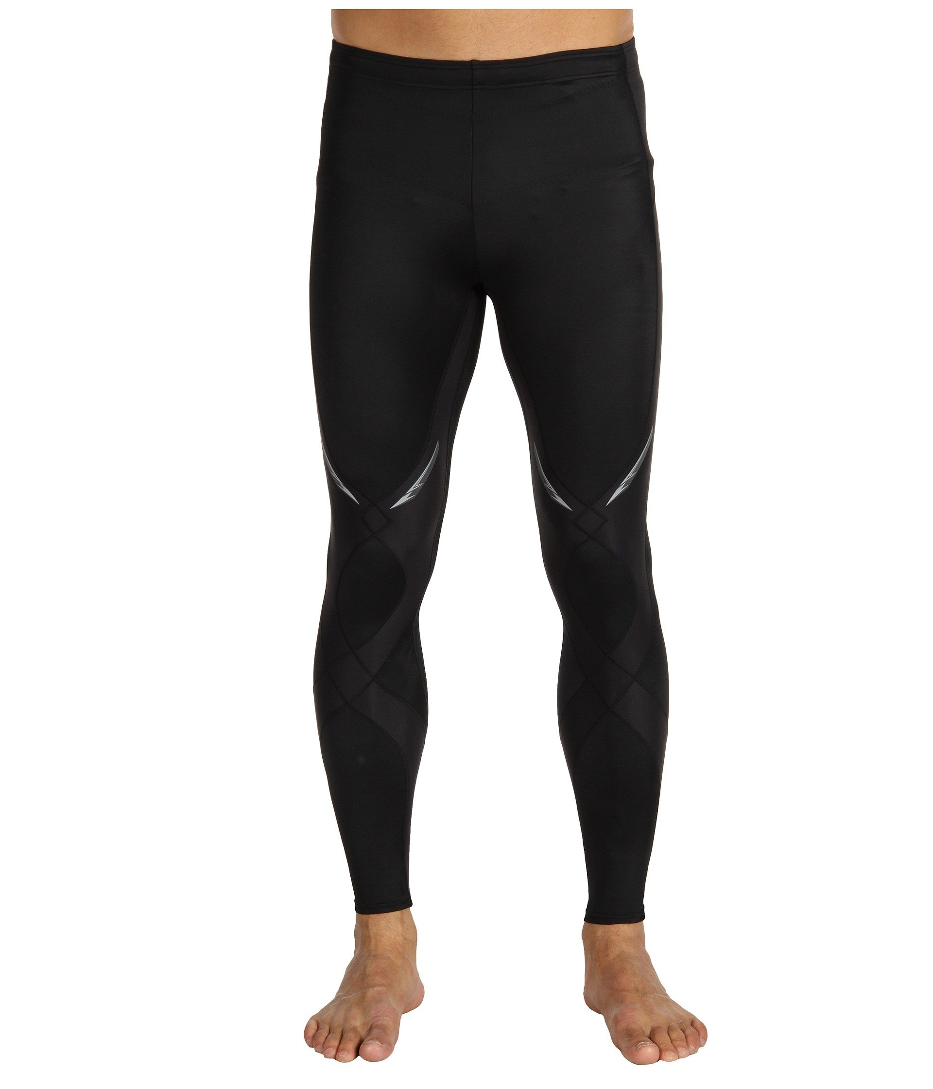 CW-X Stabilyx Tight Black Men's Running Pants 7828420