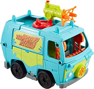 Fisher-Price Imaginext Scooby-Doo Transforming Mystery Machine, Sencillo, Multicolor