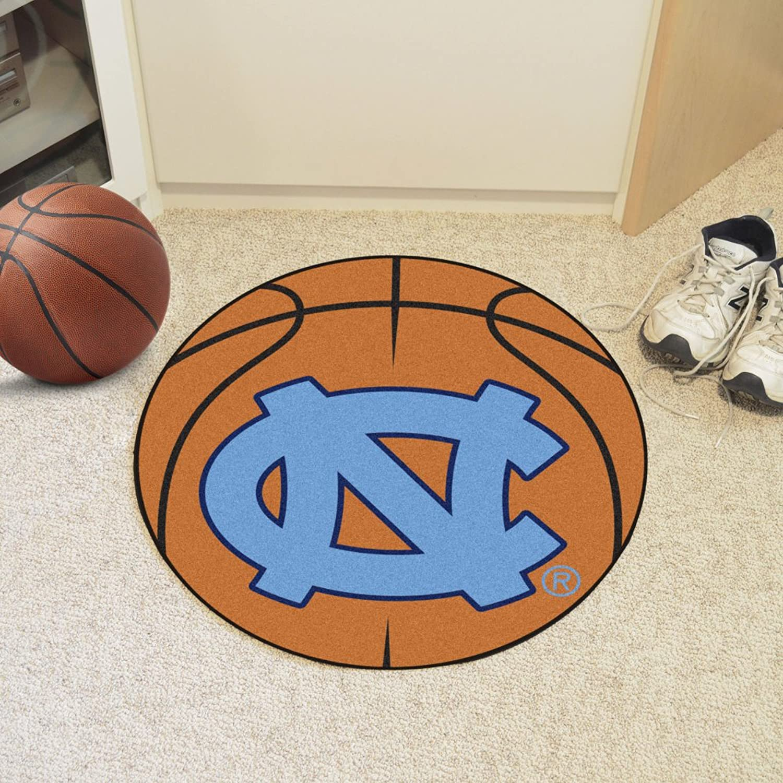 UNC University of North Carolina  Chapel Hill Basketball Rug