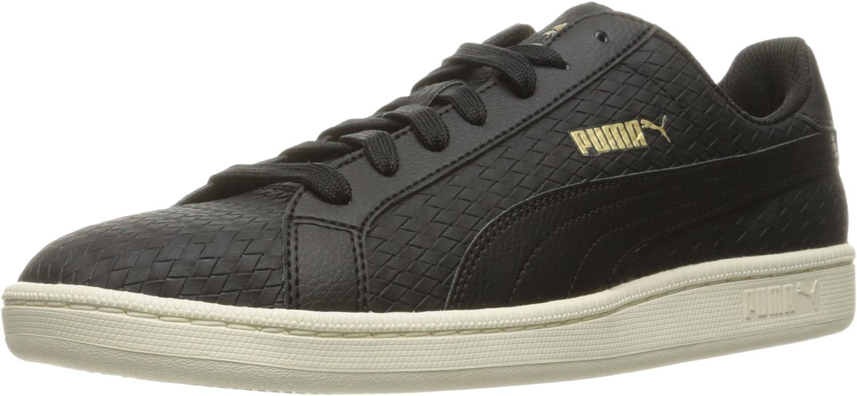 PUMA Mens Smash Woven Fashion Sneaker