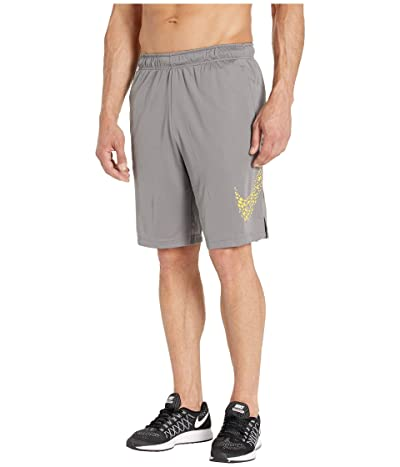 Nike Dry Shorts 4.0 CC (Gunsmoke) Men