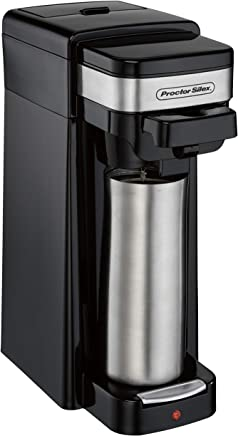 Proctor Silex  49969 Coffee Maker, 2,  Black