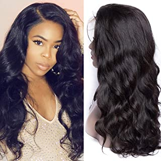 Human Hair Wigs Body Wave Wig 13x4 Lace Front Wig Bleached Knots Glueless Silk Top Lace Wigs 130 Density Virgin Hair With Baby Hair Wet And Wavy Wigs 26 Inch Cheap