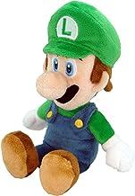 Nintendo Peluche Luigi (22cm) - [Edizione: Germania]