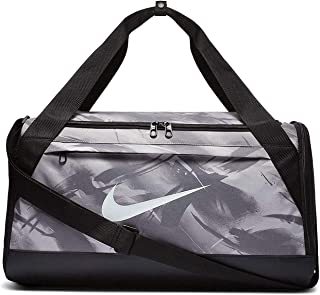 Brasilia Small AOP Printed Duffel Bag