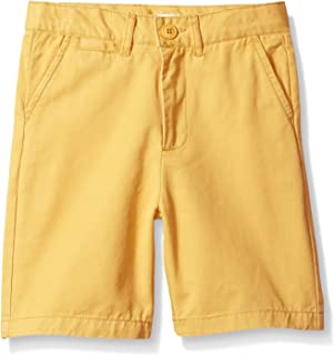 Isaac Mizrahi Boy's Cotton Chino Shorts