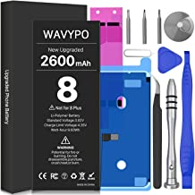 2600mAh Battery for iPhone 8, Wavypo Upgrade High...