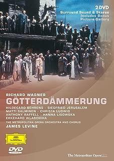 Wagner: Gotterdammerung / Levine, Behrens, Jerusalem, Metropolitan Opera
