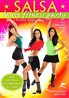 Salsa Dance Fitness Party with Yesenia Adame: Salsa Dance Workout