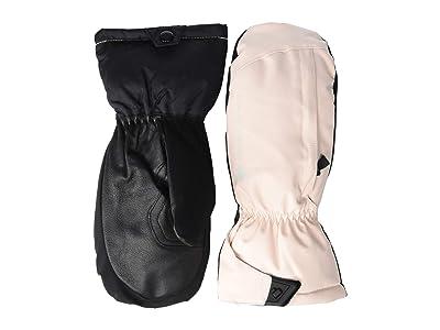 Obermeyer Kids Molten Mitten (Little Kids/Big Kids) (Dusty Rose) Extreme Cold Weather Gloves