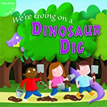 We're Going on a Dinosaur Dig (Little Birdie Books)