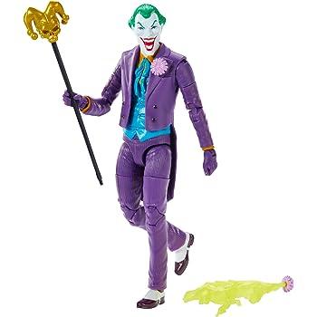 DC Comics Multiverse Figura de Acción Retro de 6 pulgadas The Joker