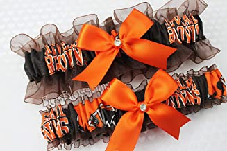 cleveland browns garter set