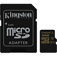 Kingston SDCG/32GB 32GB MicroSDHC Card