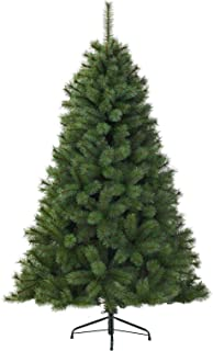 Best flocked artificial christmas trees canada Reviews