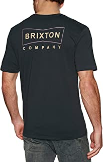Brixton Wedge Short Sleeve T-Shirt