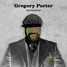 Best LYWUSUZE Gregory Porter The Remix Album Cover Posters and Prints Wall Art Canvas Pictures for Living Room Home Decor Gift -60x60cm No Frame Review
