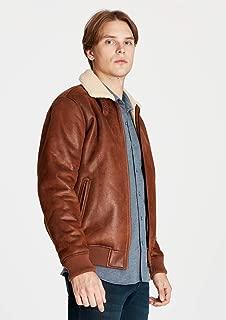 Kürk Yakalı Kahverengi Ceket