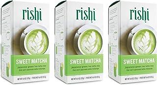 Rishi Tea Sweet Matcha Japanese Green Herbal Tea Powder | Immune Support, Naturally Sweet, Detox Support, Energy-Boosting ...