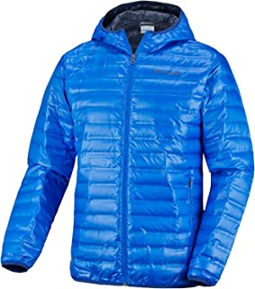 Columbia Men's Flash Forward Down Hooded Jacket
