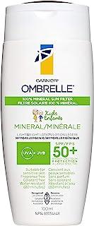 Garnier Ombrelle Sunscreen Sun Protection Lotion Kids Mineral Spf 50, 100 mL
