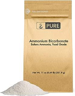 food grade ammonia bicarbonate