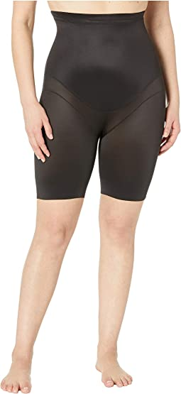 Plus Size Extra Firm Control High-Waist Thigh Slimmer