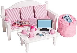 Best american girl doll living room set Reviews